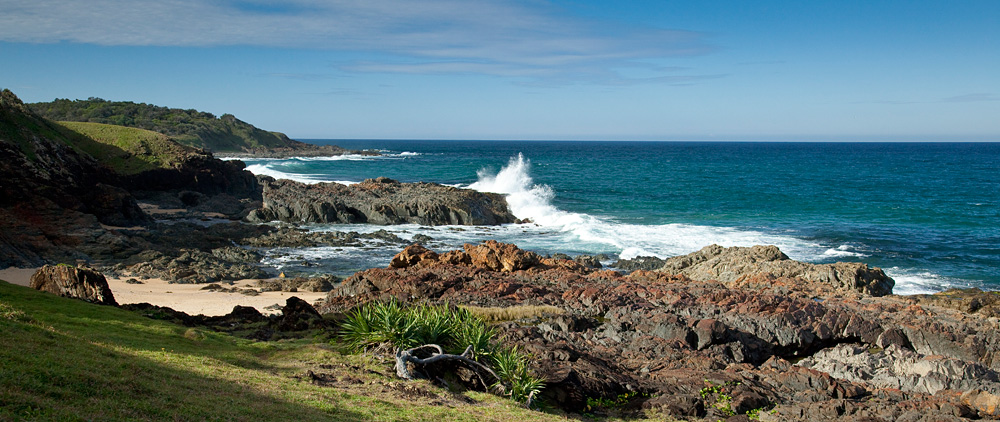 Yuraygir National Park - spectacular wilderness surrounding Wooli and Minnie Water