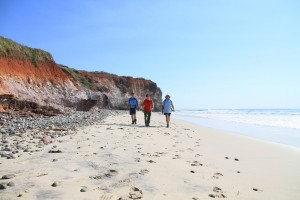 The 4-day Yuraygir Coastal Walk takes you through a variety of landscapes