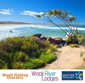 Win a Wooli holiday - Clarence Tourism promotion June/July 2013