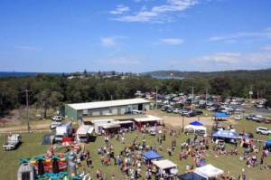 Goanna Pulling Championships and family fun day, Wooli NSW