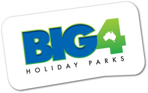 Big4 Holiday Parks logo
