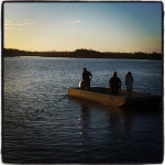 Wooli River oyster farming - Instagram photo by Sydney Weekender reporter Mel Symons