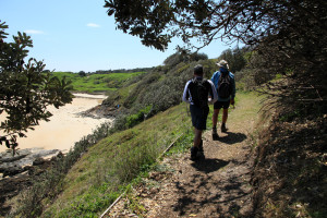 Yuraygir Coastal Walk between Minnie Water and Wooli NSW