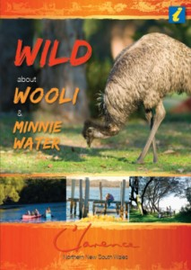 Wooli and Minnie Water NSW visitor brochure 2015